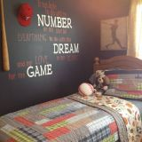 1 Year Old Room Ideas Best Of Baseball Room In 2019