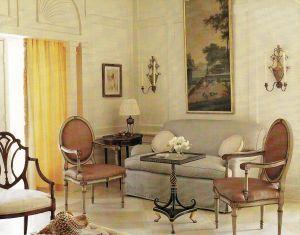 1940s Interior Design Fresh Suzanne Rheinstein 1940 S Florida Cottage