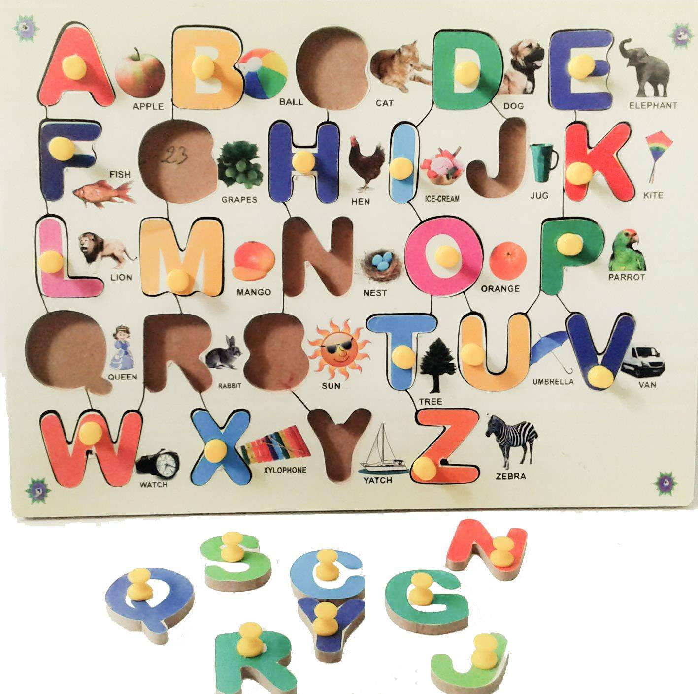 IJARP Wooden Colorful ABC with SDL 2 6f2e7