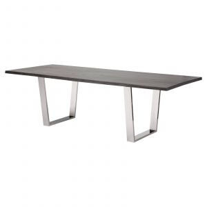 Acrylic Dining Table Beautiful Nuevo Versailles Wood Dining Table