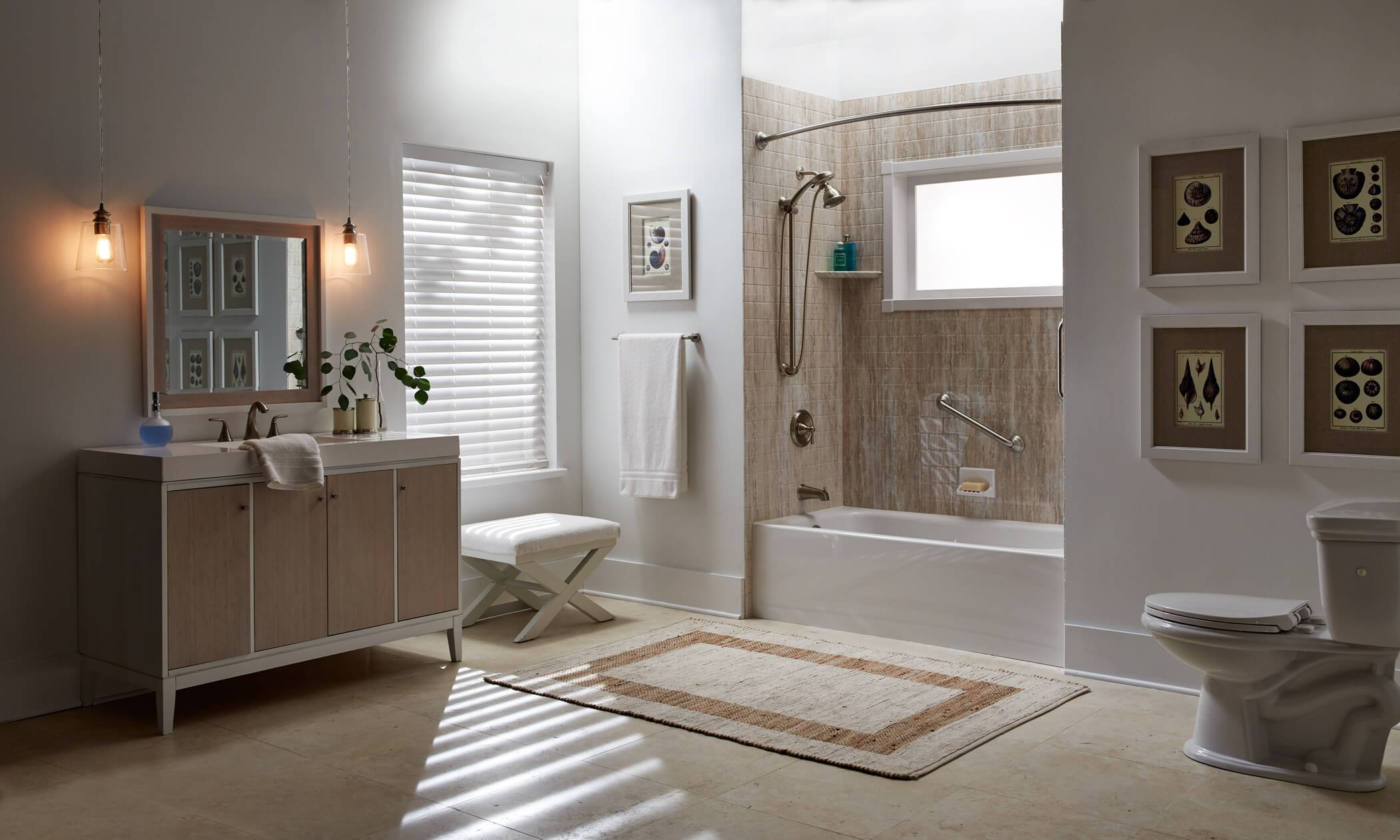 Bathroom Tub Liners