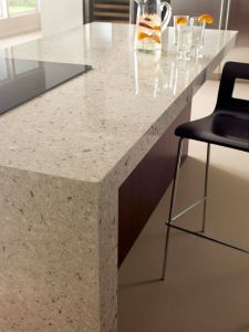 Alternatives to Granite Countertops Elegant Cambria S Darlington Consider A Waterfall Countertop On