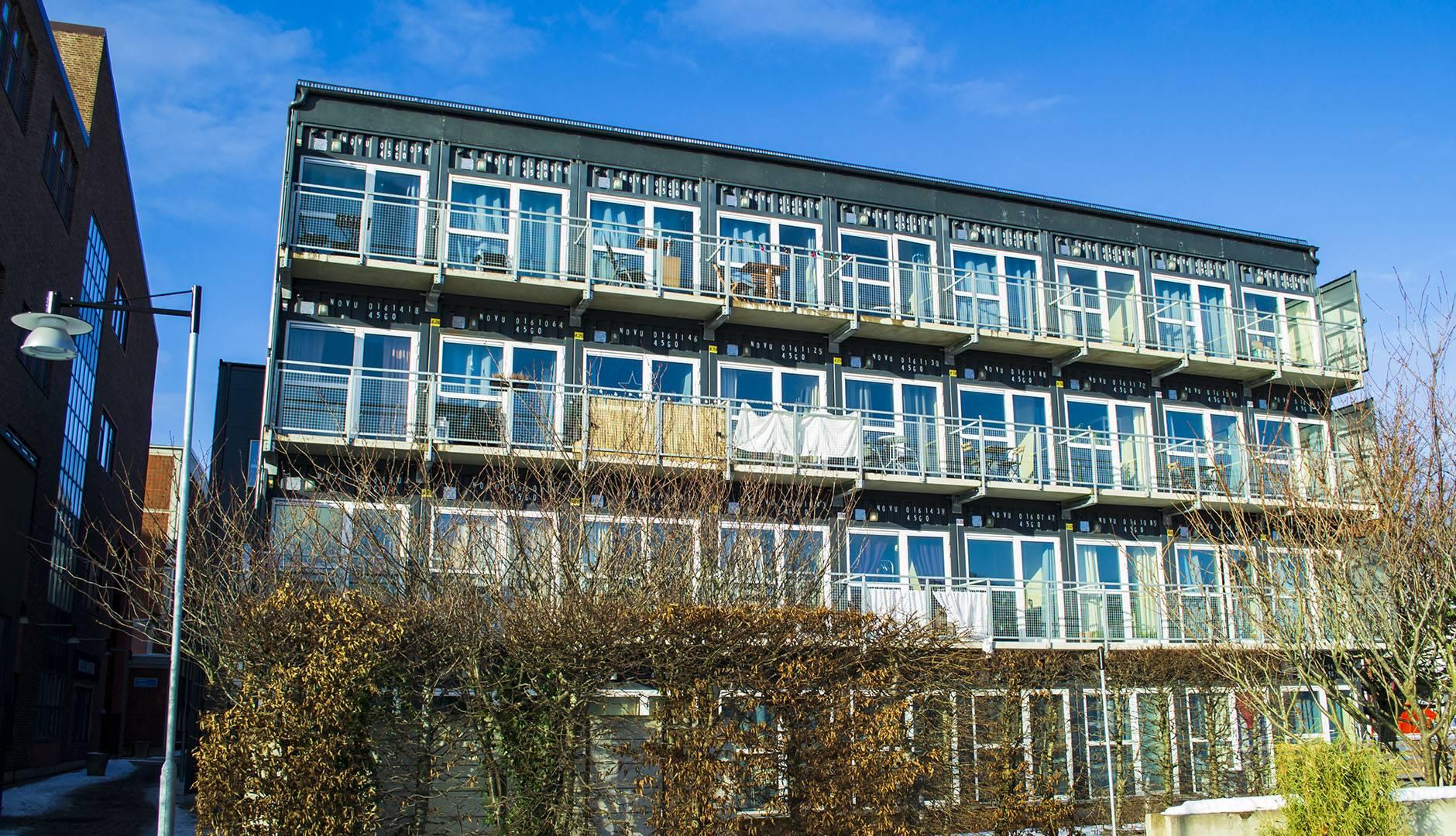 Student living at lindholmen