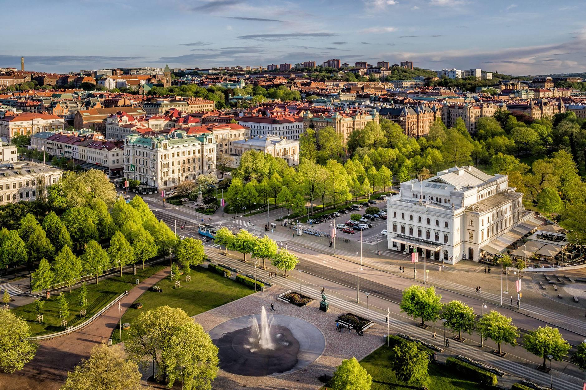 per pixel petersson gothenburg skyline 5224