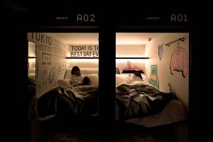 Asian themed Bedroom Inspirational Japan S Capsule Hotels Evolve Into Purveyors Of Small Luxuries