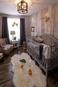 Baby Boy Wall Decor Best Of 30 Adorable Rustic Nursery Room Ideas