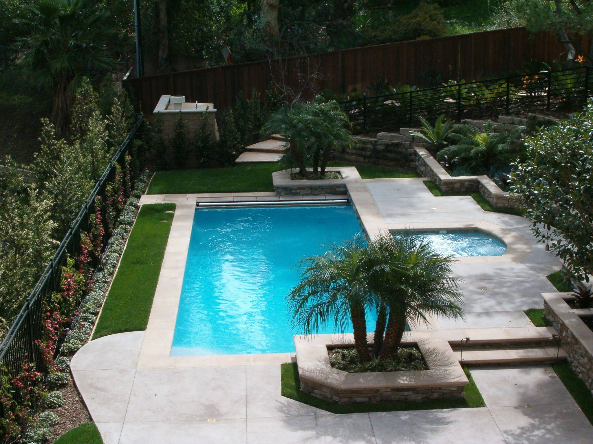 Backyard Oasis Pools and Construction | Home Design