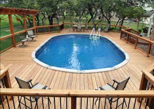 Backyard Pool Designs Awesome Ground Swimming Pools Designs