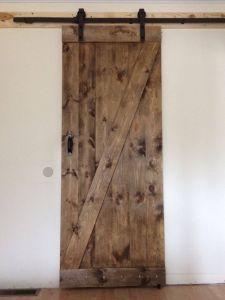 Barn Style Doors New Z Pattern Barn Door Hardware 6 6 Ft Wide Sliding Barn Door