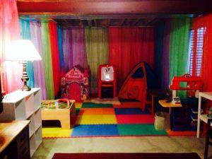 Basement Playroom Elegant 20 Amazing Unfinished Basement Ideas You Should Try