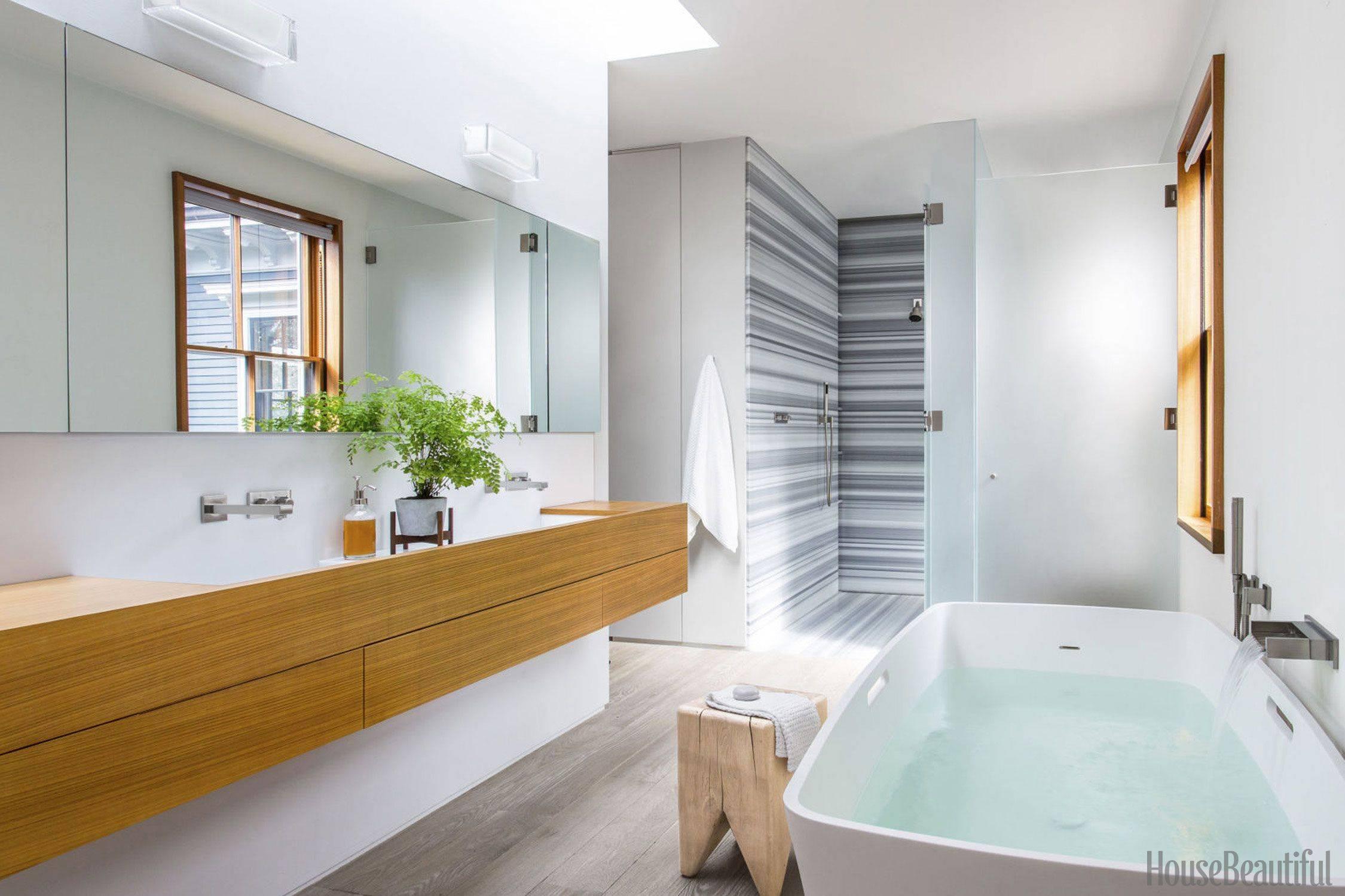 7 gallery modern master bathroom