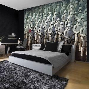 Beautiful Wallpaper Bedroom From Teen Luxury Star Wars Stormtrooper Wall Mural Dream Bedroom …