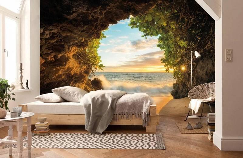 New 3d wallpaper murals for bedroom 2019 %