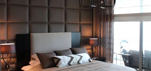 Bedroom Ideas for Men Luxury Décoration De Chambre 55 Idées De Couleur Murale Et Tissus