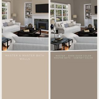Beige Walls Elegant Master Color Ideas House In 2019