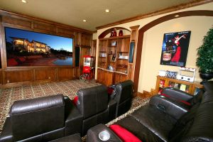 Best Home theater Room Design Inspirational Awesome Home theater Interiors