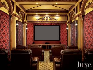 Best Home theater Room Design Inspirational Luxe Florida Luxe Media In 2019