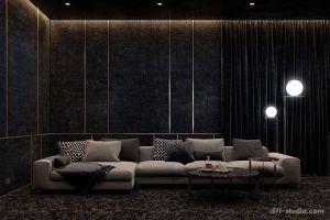 Best Home theater Room Design Unique Home Cinema In Paris Diff 001 Diyhometheater