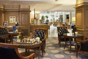 Best Luxury Hotels Paris Awesome Paris Marriott Champs Elysees Hotel Bar atrium fort