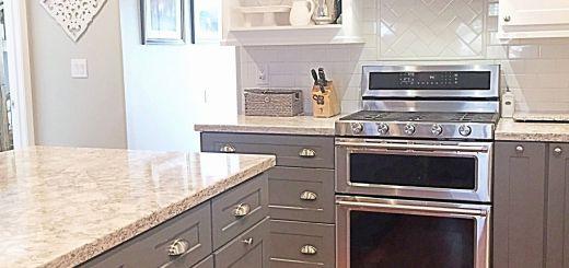 Best White Kitchens Luxury Best White Kitchen Cabinets with Stainless Steel