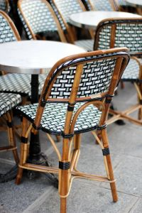 Bistro Kitchen Furniture New Paris France Paris Cafe Parisian Bistro Chairs