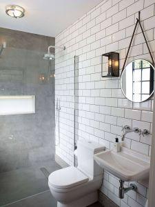 Black and White Tile Bathroom Decorating Ideas Best Of 48 Lovely Bathroom Decor Ideas Colors Schemes