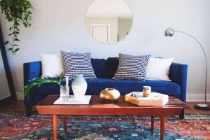 Blue Color Room Design Awesome Trends Blue Living Room Chairs