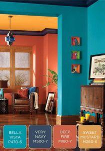 Blue Color Room Design Lovely Awesome Images Of Blue and orange Bedroom Design Decoration