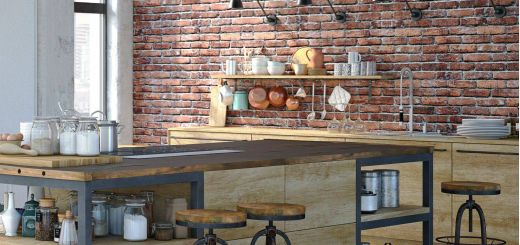 Brick Designs Best Of Industrial Kitchen Design with An Amazing Red Brick Veneer