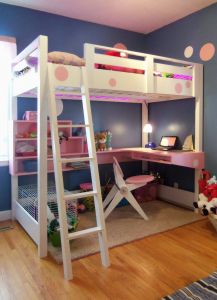 Bunk Bed Plans with Stairs Unique 45 Best Desk Decor Design Ideas & Fun Accessoris Diys for
