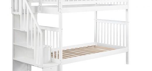 Bunkbed Plans Inspirational Woodland Staircase Bunk Bed Twin Over Twin In Multiple Colors and Configurations