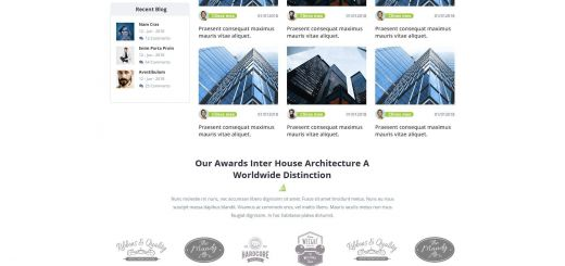 Category Interior Inspirational Inter House Architecture & Interior Psd Template