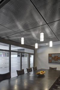 Ceiling Design Ideas Inspirational Mesh Ceiling Panels Google Search