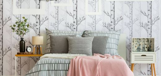 Chinese themed Bedroom Luxury 30 Beautiful Wallpapered Bedrooms