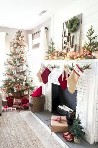 Christmas Decorating Ideas Living Room Best Of 60 Simple Christmas Living Room Decorations Ideas