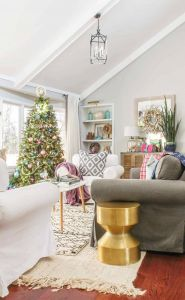Christmas Decorating Ideas Living Room Inspirational 21 Beautiful Ways to Decorate the Living Room for Christmas