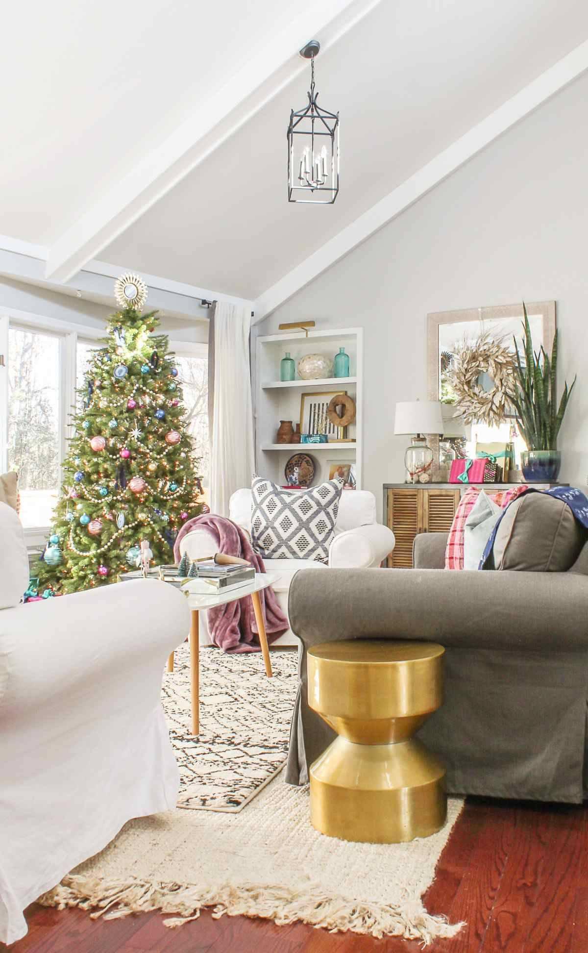 pink boho christmas decor 4 1 5b7b6f12c9e77c0057b
