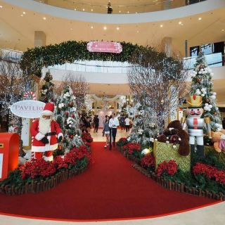 Christmas Decorations for Shopping Centres Elegant Kl Shopping Mall Christmas Decorations 2015
