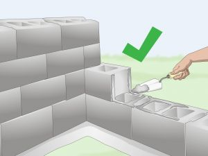 Cinder Block Projects Best Of How to Build A Cinder Block Wall with Wikihow