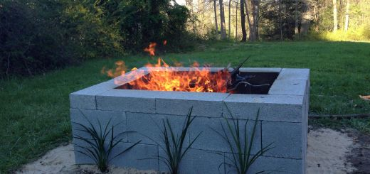 Cinder Block Projects Lovely 15 Outstanding Cinder Block Fire Pit Design Ideas for