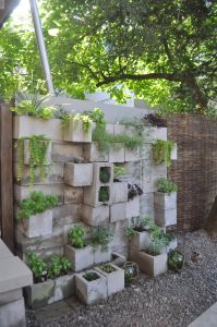 Cinder Block Projects Lovely Bud Backyard 10 Ways to Use Cheap Concrete Cinder Blocks