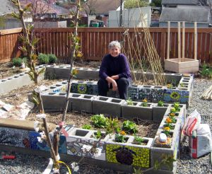 Cinder Block Projects Luxury Raised Beds Out Of Cinder Blocks Genius