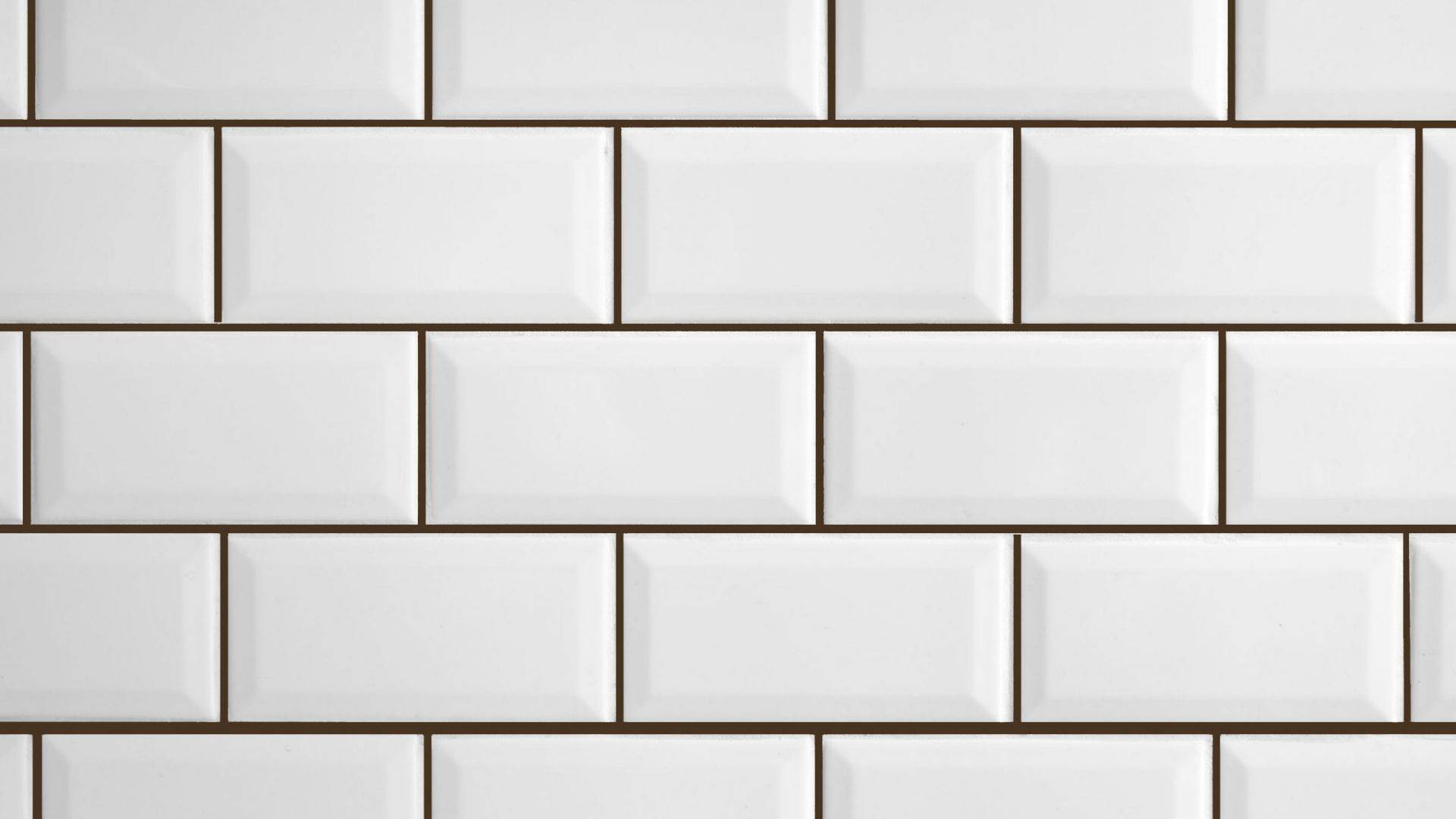 brown tile grout