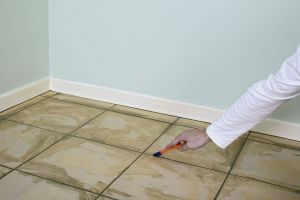 Cleaning Floor Tiles and Grout New How to Change Grout Color
