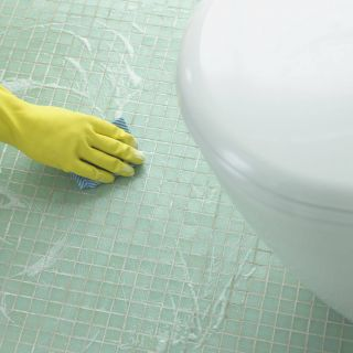 Cleaning Grout Off New Tiles Best Of How to Clean Tiles with Grout Haze Remover