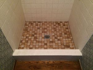 Cleaning Porcelain Shower Tile Fresh 2 X 2 Porcelain Tile with Epoxy Bond Has Given This Old
