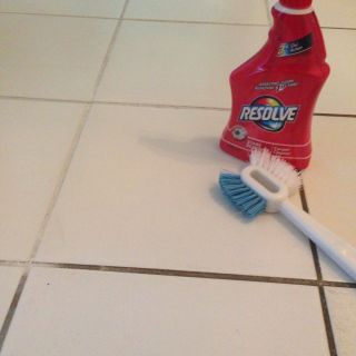 Cleaning Up Grout Awesome Resolve Carpet Cleaner to Clean Grout