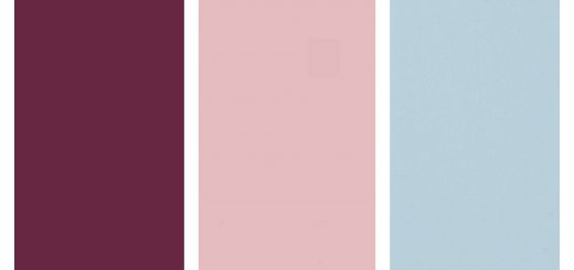 Color Schemes with Light Blue New Burgundy Dusty Pink and Dusty Blue Our Wedding Colors