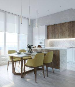 Condominium Interior Design Concept Lovely Contemporary Living Room On Behance