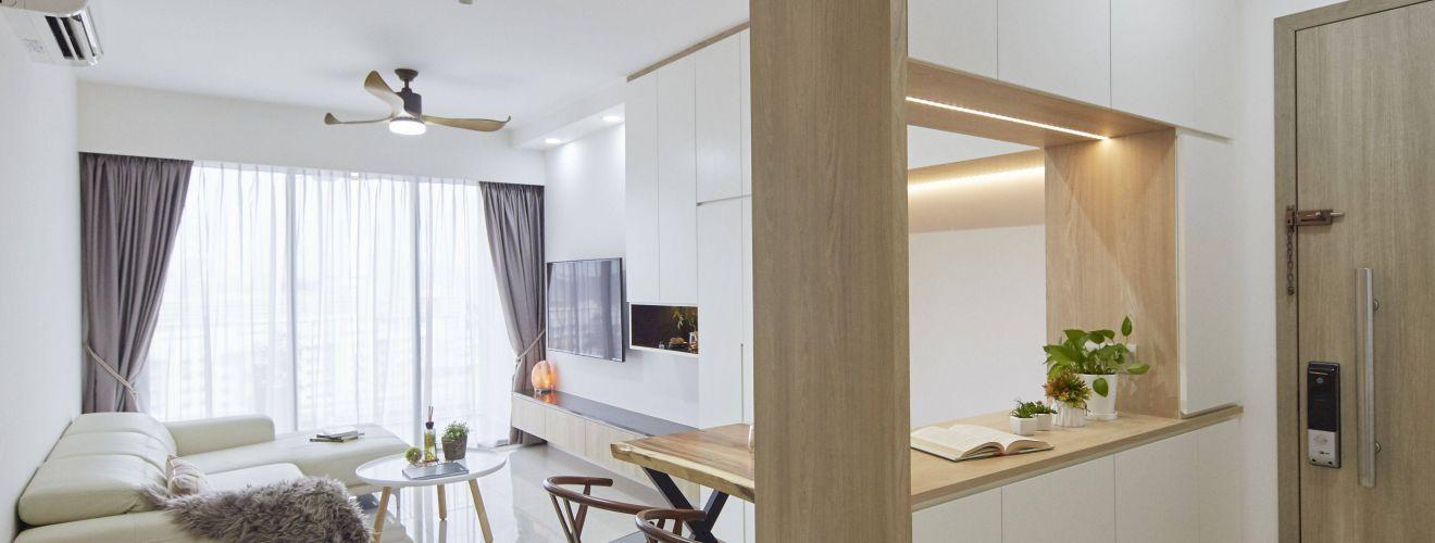 Condominium Interior Design Concept Luxury Carpenters Interior Design Condominium Design Singapore